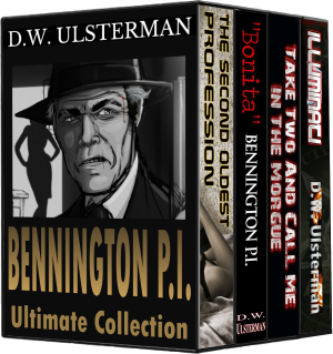 Bennington P.I. by DW Ulsterman