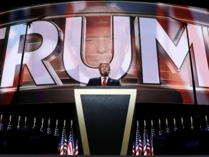 D.W. Ulsterman On Donald Trump's Epic GOP Convention Speech