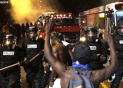 D.W. Ulsterman On The Charlotte Riots