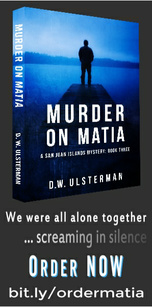 Order Murder on Matia by DW Ulsterman