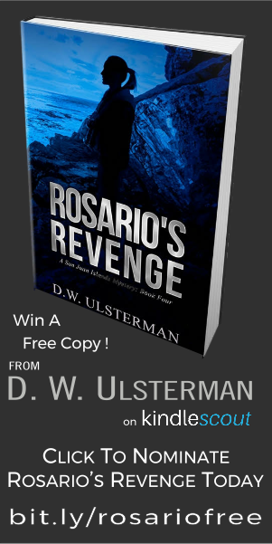 Nominate Rosario's Revenge by DW Ulsterman