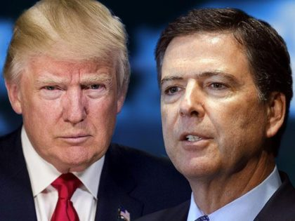 D.W. Ulsterman On The Increasingly Volatile Trump vs Comey Fiasco