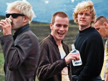 CHOOSE LIFE: Trainspotting 1 & 2 Editions…