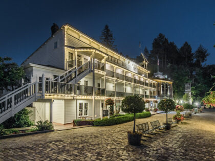 Check Out Adele Plank's Roche Harbor Resort – Home of the San Juan Islands Mystery Series