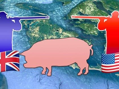 "A Quick Look At The ""Pig War"" Of The San Juan Islands And Its Link To The SJI Mystery Series…"