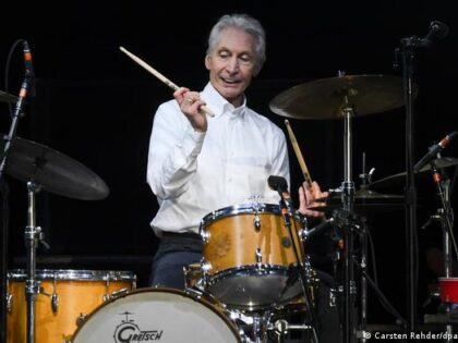 Goodbye To Charlie Watts of the Rolling Stones